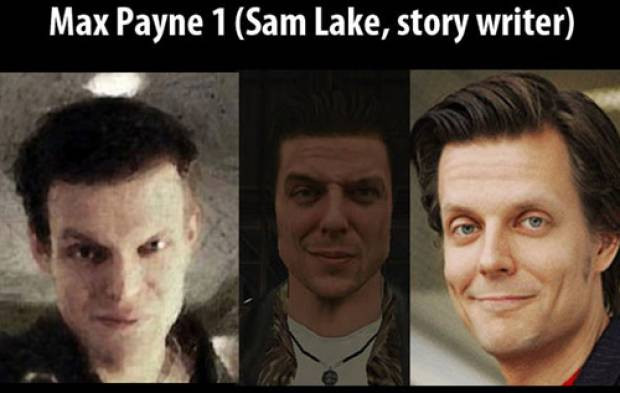 Oyun karakterlerinin gerçek yüzlerini biliyor musunuz? - Page 4
