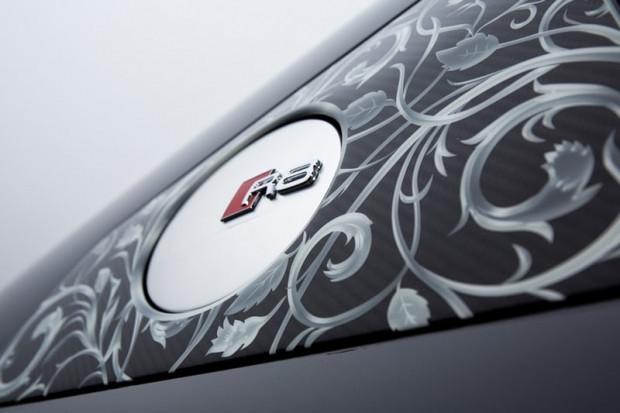 Özel tasarım Audi R8 Star of Lucis - Page 2