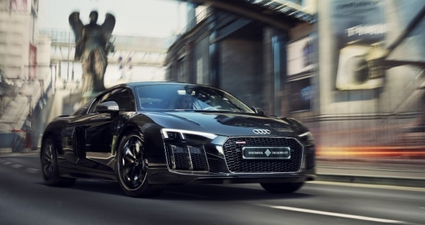 Özel tasarım Audi R8 Star of Lucis - Page 3