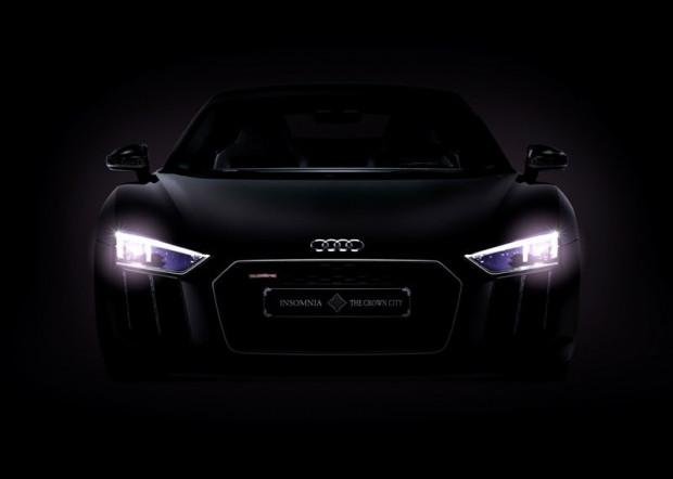 Özel tasarım Audi R8 Star of Lucis - Page 4