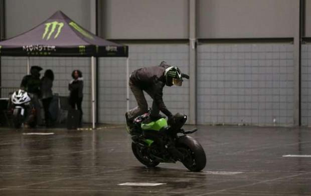 Özel yapım ve 2015 model motosikletin sergilendi - Page 4