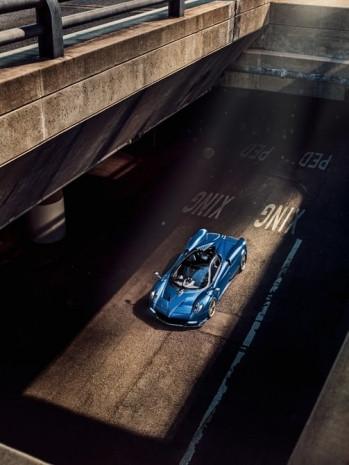 Pagani Huayra Roadster Cenevre Otomobil Fuarı'nda görücüye çıkacak - Page 3