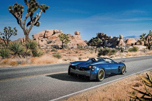 Pagani Huayra Roadster Cenevre Otomobil Fuarı'nda görücüye çıkacak - Page 4