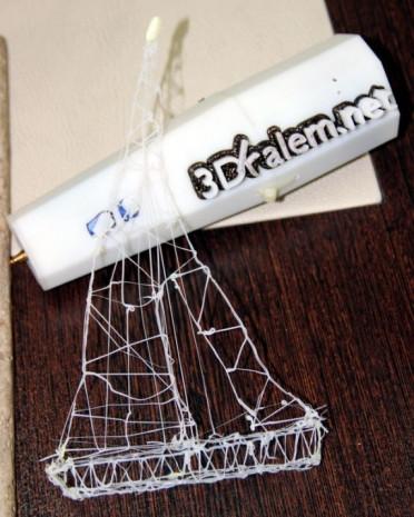 Pamukkale Üniversitesi, 3 boyutlu kalem yaptı! - Page 4