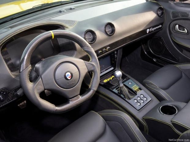 Panoz Esperante Spyder GT 2015 - Page 2