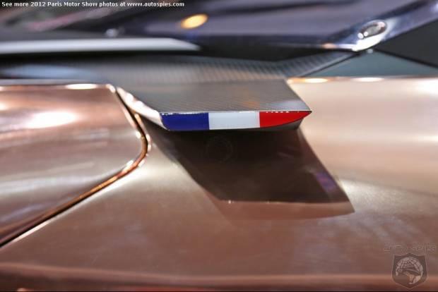 Paris'te 2012 Peugeot Onyx konsepti tanıtıldı! - Page 1