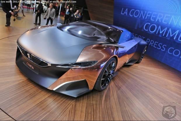 Paris'te 2012 Peugeot Onyx konsepti tanıtıldı! - Page 3