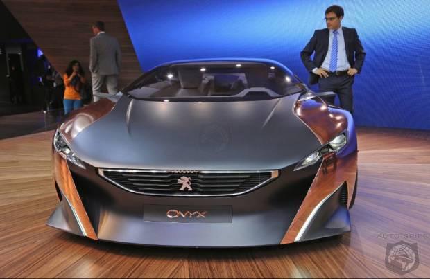 Paris'te 2012 Peugeot Onyx konsepti tanıtıldı! - Page 4
