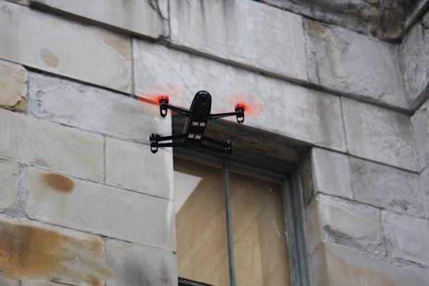 Parrot Bebop, yepyeni uçan kamera! - Page 2