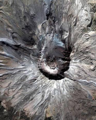 Patlama anları uzaydan görüntülendi - Page 2