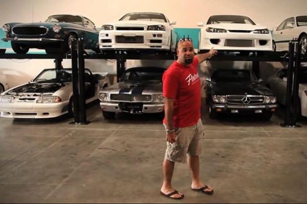 Paul Walker'ın muhteşem otomobilleri! - Page 3