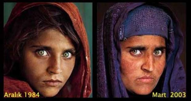 Paylaşım rekorları kıran Afgan kızının son hali! - Page 3
