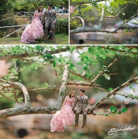 Paylaşım rekorları kıran ezber bozan düğün fotoğrafları - Page 1