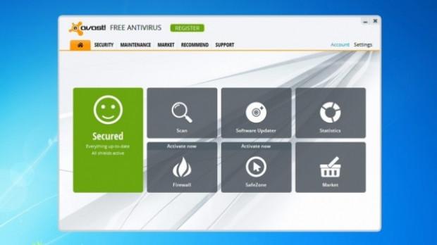 PC için en iyi ücretsiz antivirüs yazılımları - Page 2