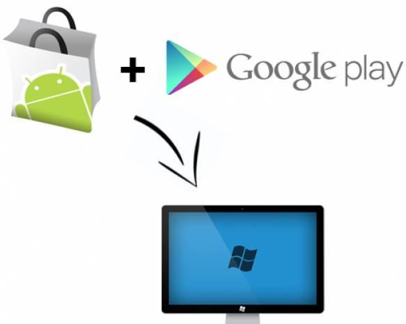 PC nize doğrudan Play Store Apps İndirin