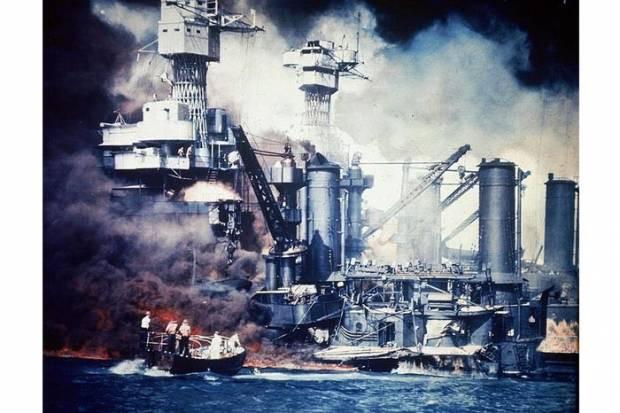 Pearl Harbor'dan dehşet kareler! - Page 1