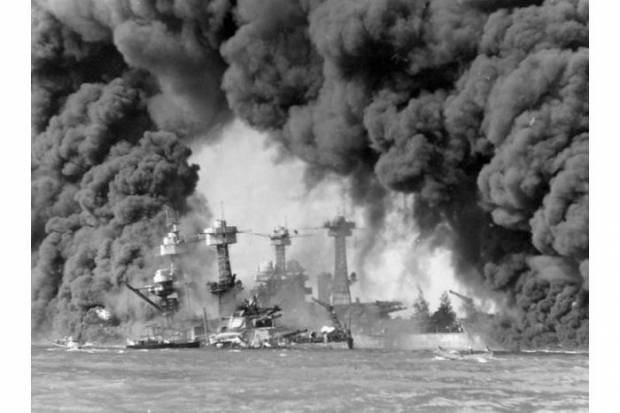 Pearl Harbor'dan dehşet kareler! - Page 2
