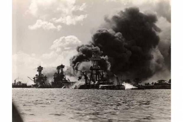Pearl Harbor'dan dehşet kareler! - Page 3