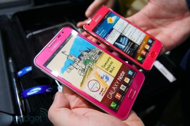 Pembe Galaxy Note S II - Page 2