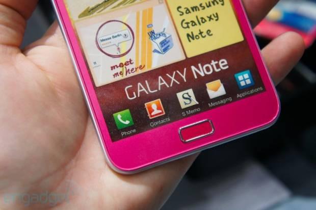 Pembe Galaxy Note S II - Page 3