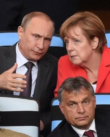 Pentagon Rusya Devlet Başkanı Vladimir Putin'i inceledi! - Page 2