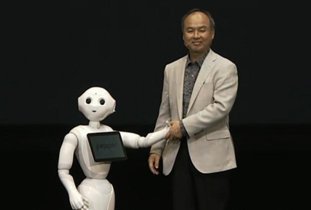 Pepper isimli robot duyguları hissedebiliyor! - Page 1