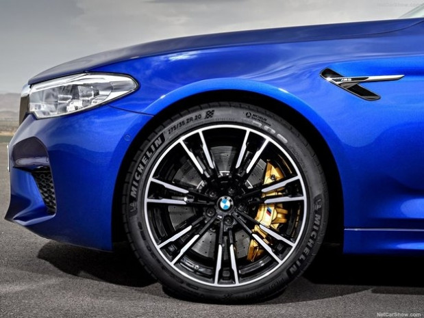 Performansı en yüksek BMW 5 serisinin 2018 versyonu - Page 3
