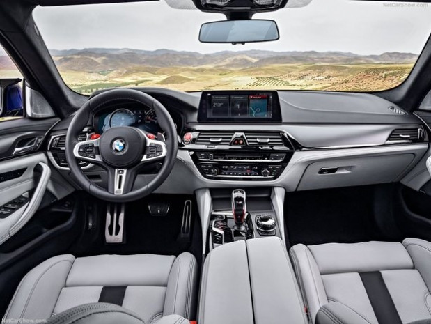 Performansı en yüksek BMW 5 serisinin 2018 versyonu - Page 4