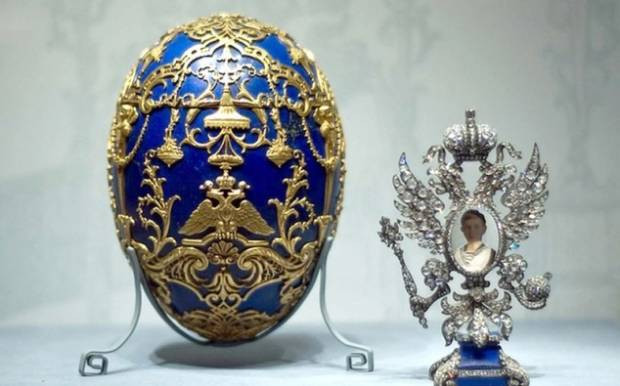 Peter Carl Fabergé – Fabergé Yumurtaları - Page 2