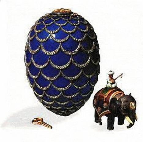 Peter Carl Fabergé – Fabergé Yumurtaları - Page 3