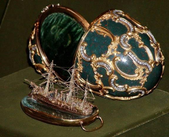 Peter Carl Fabergé – Fabergé Yumurtaları - Page 4