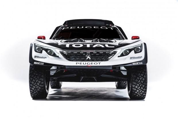 Peugeot 3008 DKR Dakar ante - Page 1
