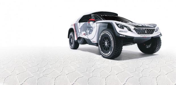 Peugeot 3008 DKR Dakar ante - Page 2