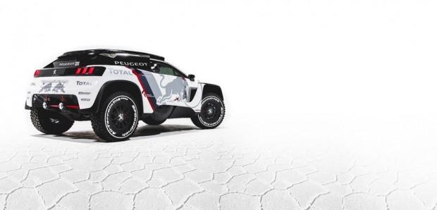 Peugeot 3008 DKR Dakar ante - Page 3