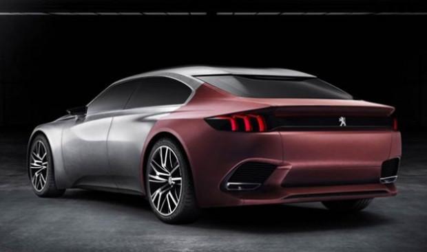 Peugeot, EXALT konsept modeli Paris'te göründü! - Page 1