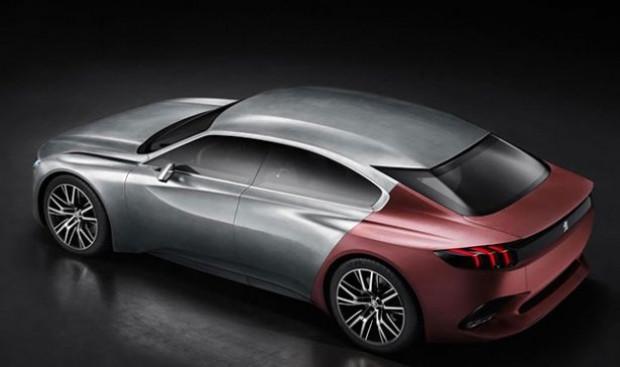 Peugeot, EXALT konsept modeli Paris'te göründü! - Page 3
