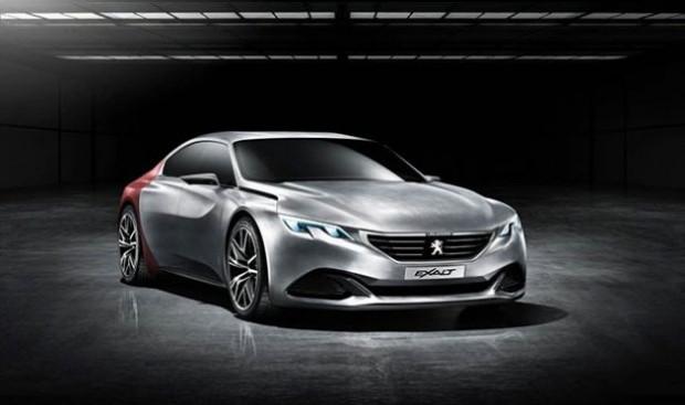 Peugeot, EXALT konsept modeli Paris'te göründü! - Page 4