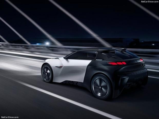 Peugeot Fraktal Kavramı konsept - Page 1
