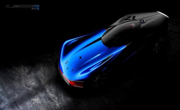 Peugeot L500R hibrid konsepti - Page 1