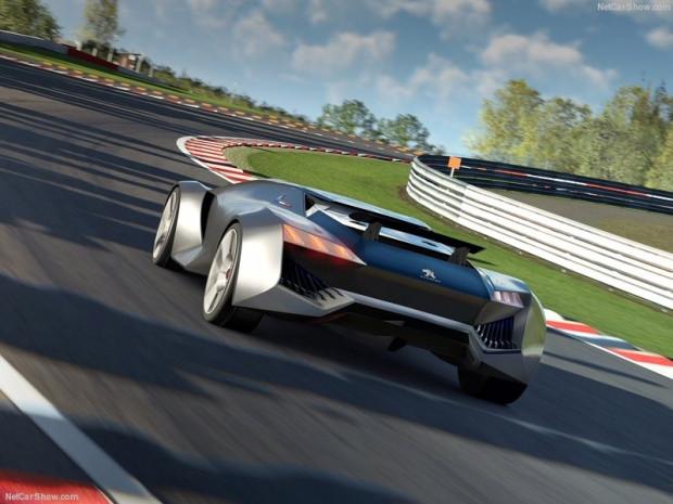 Peugeot Vizyon Gran Turismo konsept - Page 1