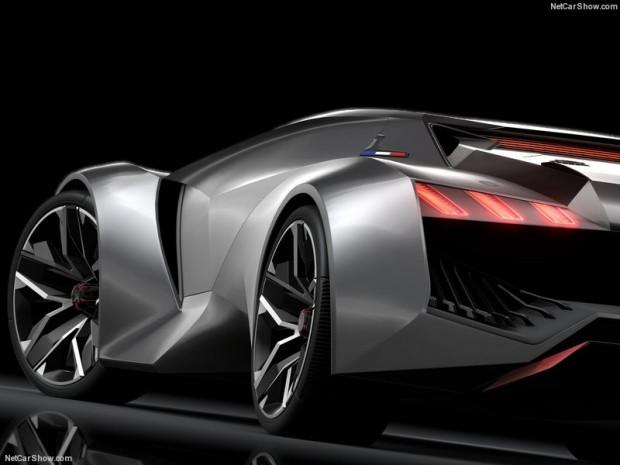 Peugeot Vizyon Gran Turismo konsept - Page 3