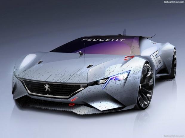 Peugeot Vizyon Gran Turismo konsept - Page 4