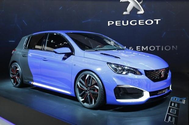 Peugeot'dan 500 beygirlik hibrit - Page 1