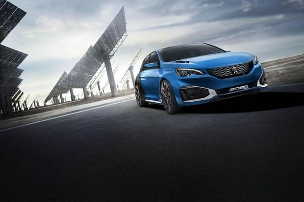 Peugeot'dan 500 beygirlik hibrit - Page 2