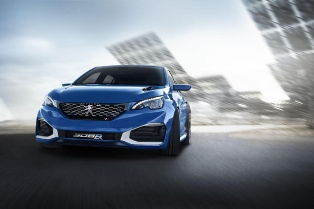 Peugeot'dan 500 beygirlik hibrit - Page 3