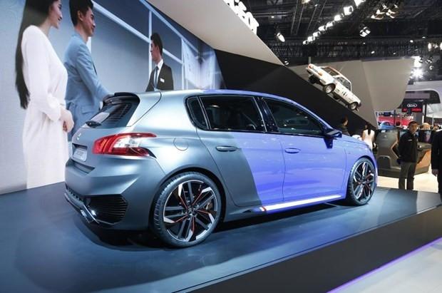 Peugeot'dan 500 beygirlik hibrit - Page 4