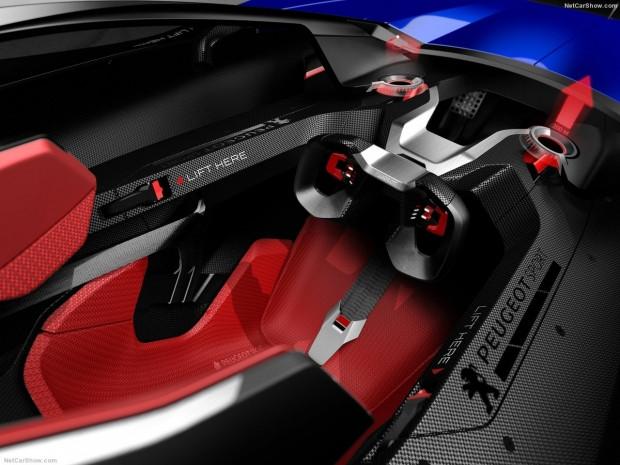 Peugeot'dan efsane konsept L500 R Hybrid - Page 2