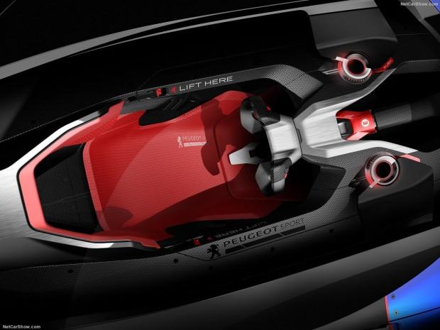 Peugeot'dan efsane konsept L500 R Hybrid - Page 4