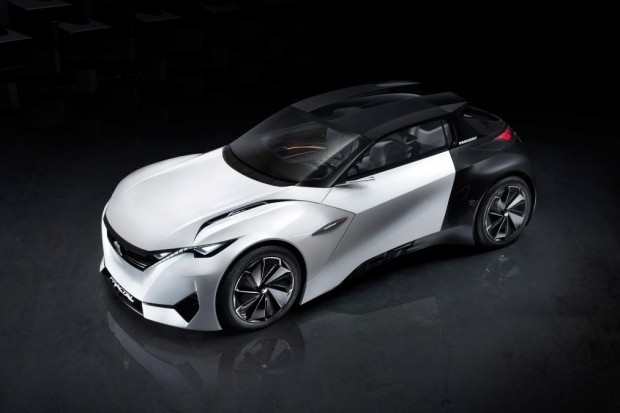 Peugeot'dan göz kamaştıran konsept Fractal! - Page 3