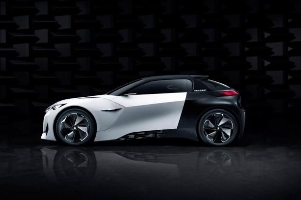 Peugeot'dan göz kamaştıran konsept Fractal! - Page 4